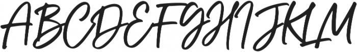 The Sopher otf (400) Font UPPERCASE