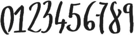 The Stopped Light otf (300) Font OTHER CHARS