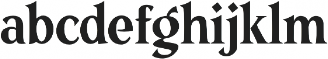 The Telegraph otf (400) Font LOWERCASE