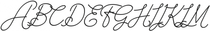 The Wahhabi Script Slant The Wahhabi Script Slant ttf (400) Font UPPERCASE