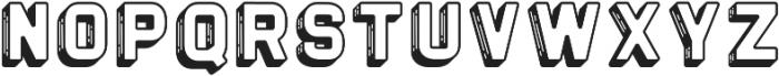The Woods Edge ttf (400) Font LOWERCASE