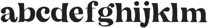 TheCalifornia Serif Regular otf (400) Font LOWERCASE