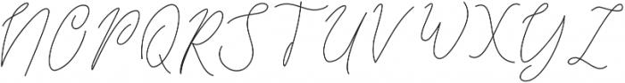 TheLighthouse otf (300) Font UPPERCASE