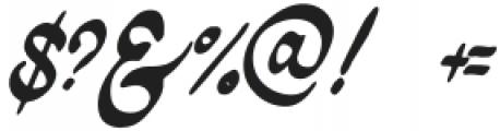 TheodoreBagwell otf (400) Font OTHER CHARS