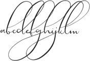 Theodoria otf (400) Font LOWERCASE