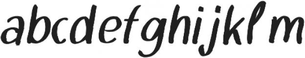 TheologosAlt otf (400) Font LOWERCASE