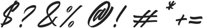 Thinkloud Alternated ttf (100) Font OTHER CHARS