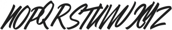 Thinkloud Alternated ttf (100) Font UPPERCASE