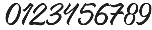 Thipe otf (400) Font OTHER CHARS