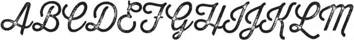 Thirsty Rough Light Three otf (300) Font UPPERCASE
