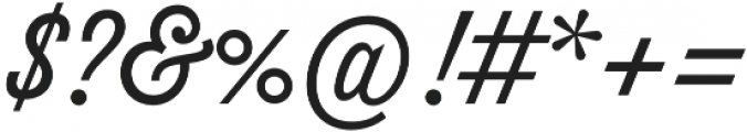 Thirsty Script Light otf (300) Font OTHER CHARS
