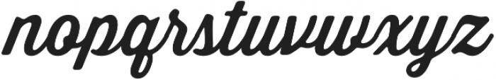 Thirsty Soft Medium otf (500) Font LOWERCASE