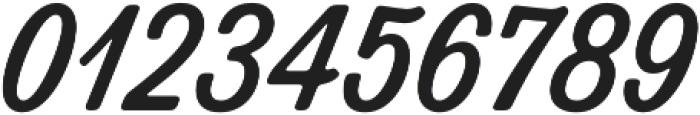 Thirsty Soft Regular otf (400) Font OTHER CHARS