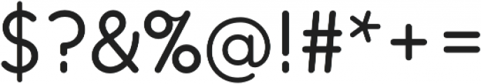 This Serif otf (400) Font OTHER CHARS