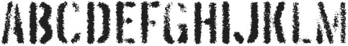 Threefortysixbarrel Exhaust otf (400) Font LOWERCASE