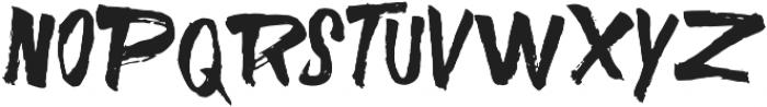 Throne otf (400) Font LOWERCASE