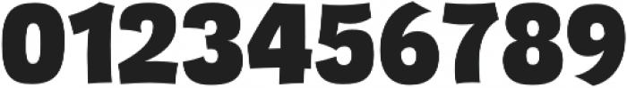 Thump Regular otf (400) Font OTHER CHARS