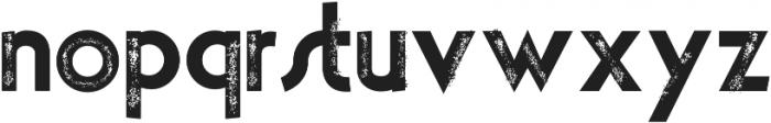 theLUXX Vintage otf (400) Font LOWERCASE