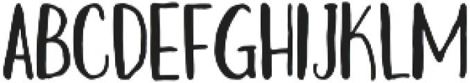 theory regular otf (400) Font UPPERCASE