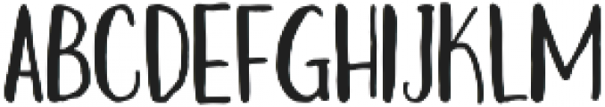 theory regular otf (400) Font LOWERCASE