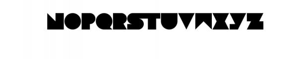 The Cool Premium Font Font UPPERCASE