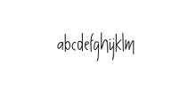 The Overthinkers main.jpg Font LOWERCASE