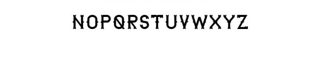 TheLekker.otf Font LOWERCASE