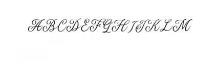 TheMajority.ttf Font UPPERCASE