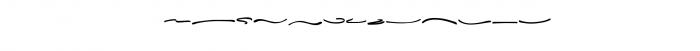 ThePrague Font LOWERCASE