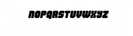 Thiket Typeface Font LOWERCASE