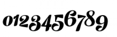The Carpenter Black Font OTHER CHARS