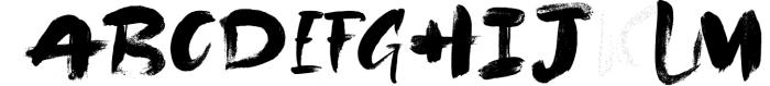 That Lembuts SVG & Brush Fonts Font UPPERCASE