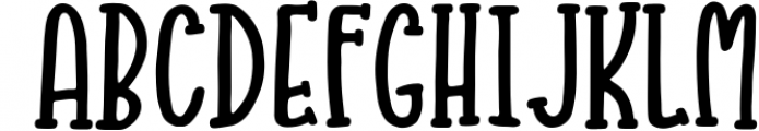 The Absurdly Adorable Font Pack 16 Font LOWERCASE