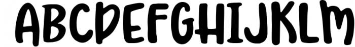 The Absurdly Adorable Font Pack 17 Font LOWERCASE