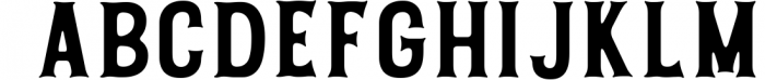 The Golden Blacksmith Special Offer Font UPPERCASE