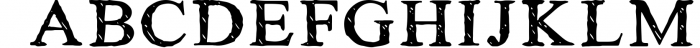 The Knot font duo 1 Font LOWERCASE