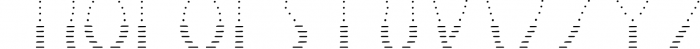 The Salvador 1 Font UPPERCASE