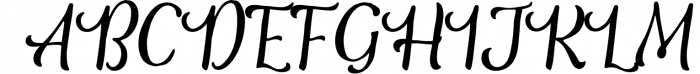 The Salvador 6 Font UPPERCASE
