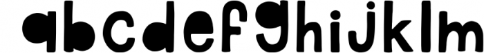 The Ultimate 90s Font Pack 2 Font LOWERCASE