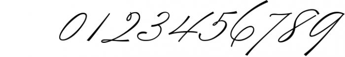 The Wedding Script & Invitation set 5 Font OTHER CHARS