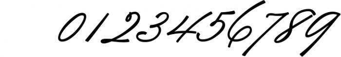 The Wedding Script & Invitation set 6 Font OTHER CHARS