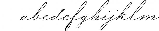 The Wedding Script & Invitation set 6 Font LOWERCASE