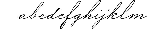 The Wedding Script & Invitation set 7 Font LOWERCASE