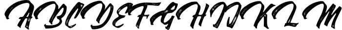 Thorky 1 Font UPPERCASE