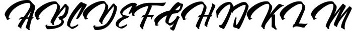 Thorky Font UPPERCASE