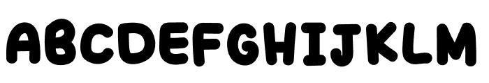 THE JHONNY TAN Font LOWERCASE