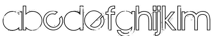 THE MAPLE ORIGINS Font LOWERCASE
