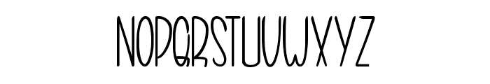 THEBESTTHINGSINLIFEAREFREE Font UPPERCASE