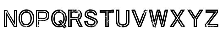 Tha Cool Kidz Regular Font UPPERCASE