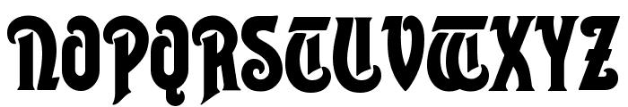 Thaleia Font UPPERCASE